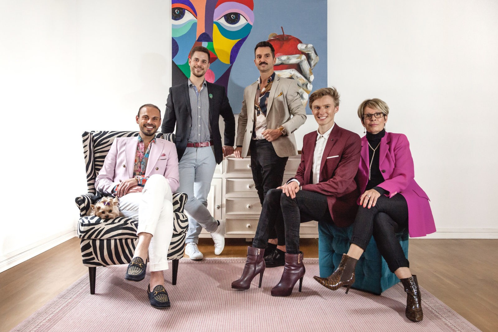 Team DARNA - The Queer Real Estate Agency