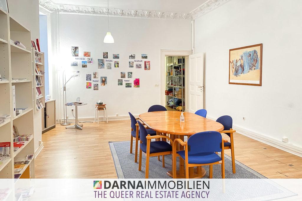 Das Berliner Zimmer A FINNI Motzstrasse 9 10777 Berlin