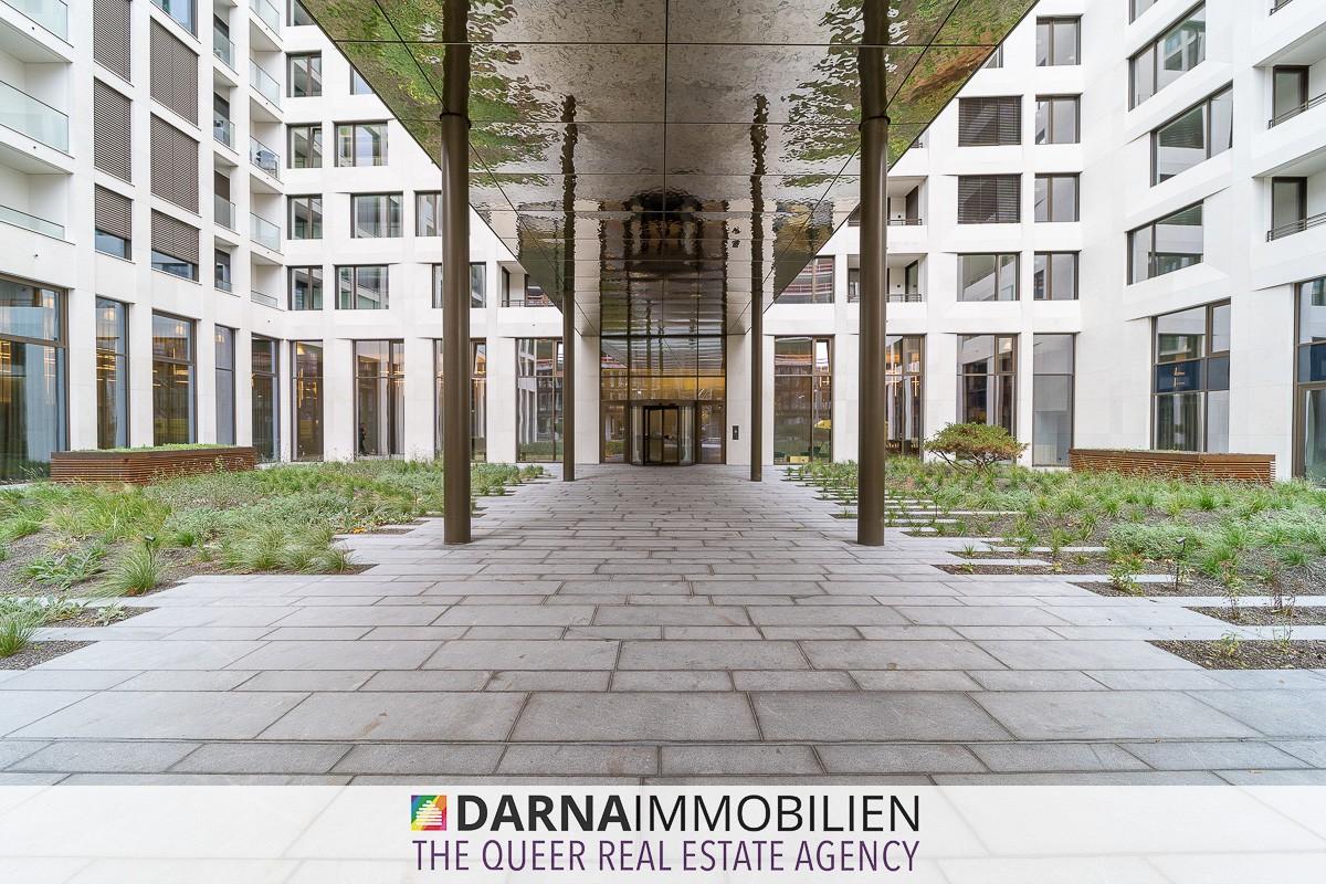 Haupteingang | Voltairestraße 11, 10179 Berlin
