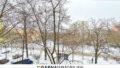 Blick vom Balkon im Winter   Wohnung kaufen – Nachodstrasse 1, 10779 Berlin
