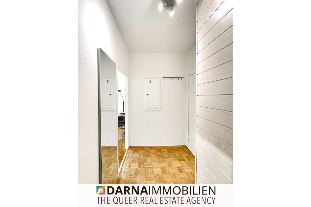 Eingangsbereich   Wohnung kaufen – Nachodstrasse 1, 10779 Berlin