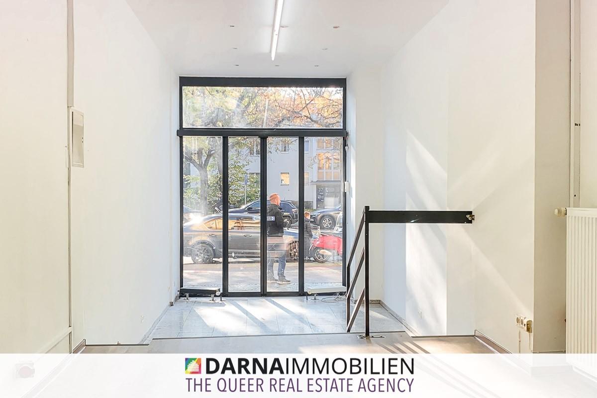 Laden – Eingangstür | Breite Straße 14, 14199 Berlin