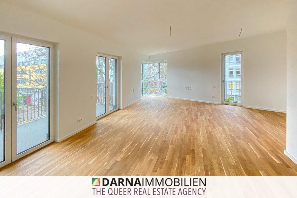 Wohnzimmer | DEBBY Dennewitzer Str. 36 10783 Berlin